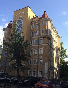 Офисное здание адвокатов МОКА филиал №33